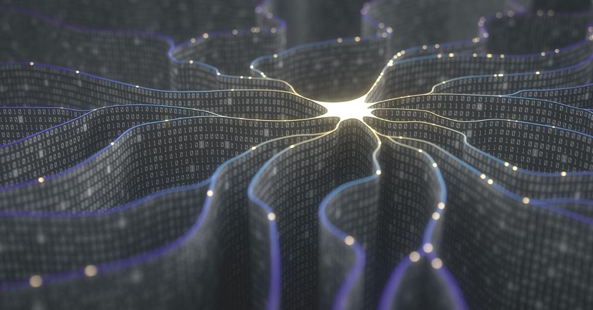AI Neural Links Abstract