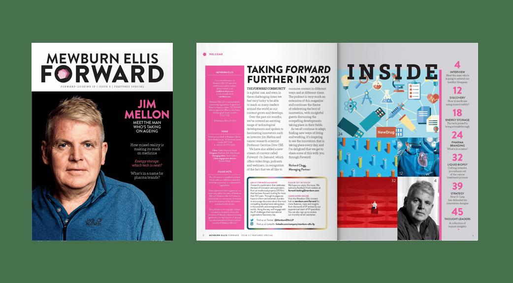 Forward magazine issue 5