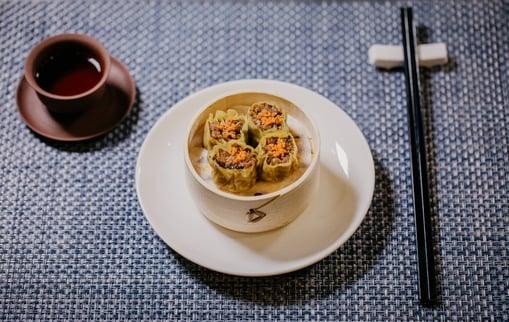 """Shiok Meats' cell-grown """"shrimp"""" dumplings-1"""
