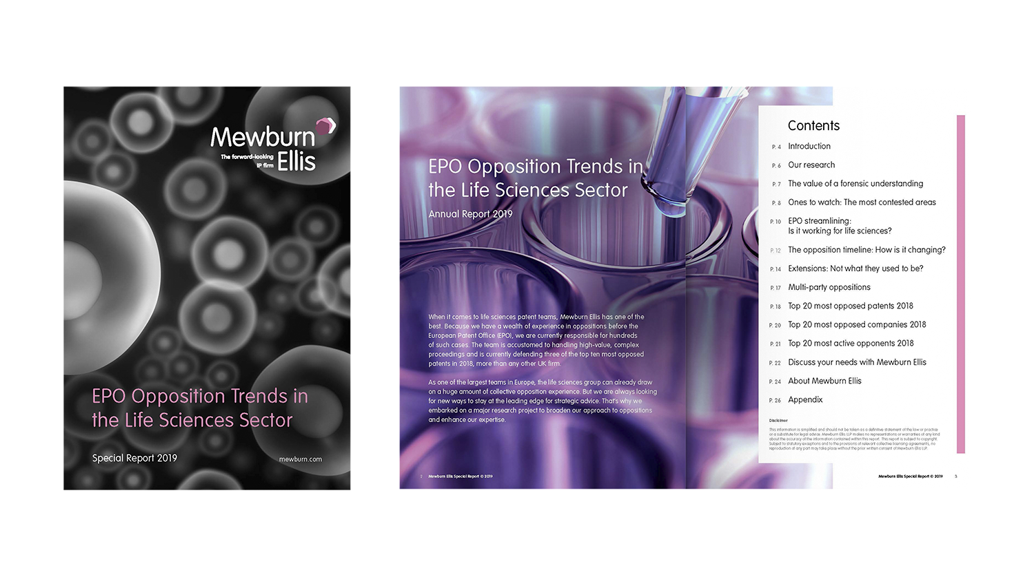 EPO Opposition Trends in the Life Sciences Sector