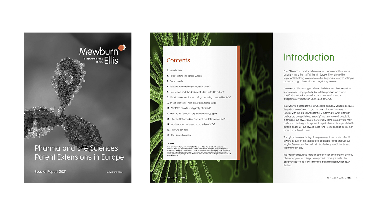 Pharma and Life Sciences Patent Extensions in Europe