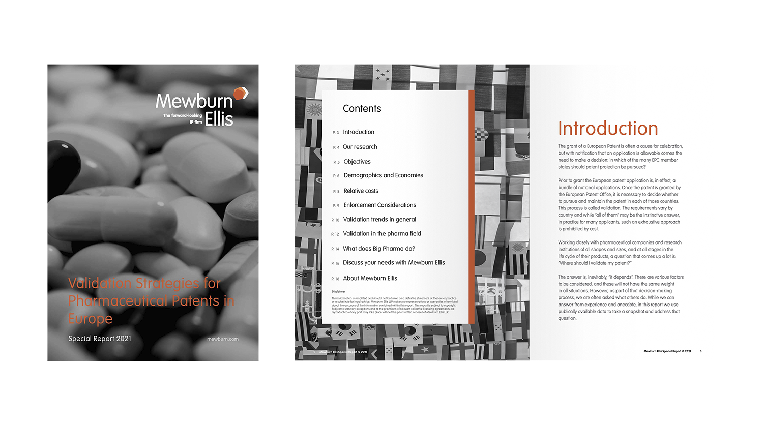 Validation Strategies for Pharmaceutical Patents in Europe-1